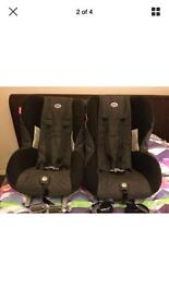 Britax isofix rear facing 6mth to 4years