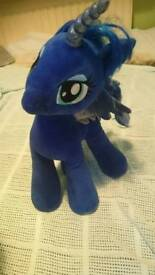 My little pony luna build a bear