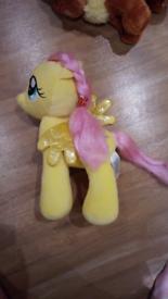 My little pony build a bear
