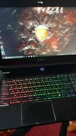 msi ghost pro 6700hq i7 4k display gaming laptop