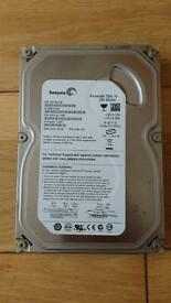 "250GB Sata Hard drive 3.5"" internal"