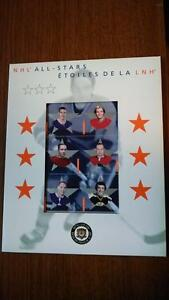 NHL All-Stars - 2002 Stamps