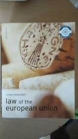 Law of European law