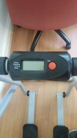 Foldable Elliptical in mint condition
