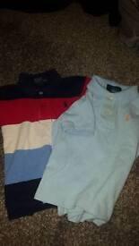 12/18 genuine ralph lauren polo shirts