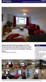 3 bed room flat in Farnborough