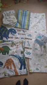 Childs Dinosaur bedroom set