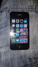 iPhone 4 16gb on vodaphone