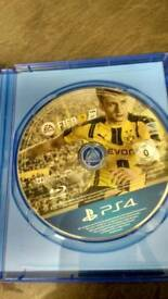 Fifa 17 in excellent condition hardly used.