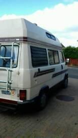 Looking a camper van anything considered or cheap caravan