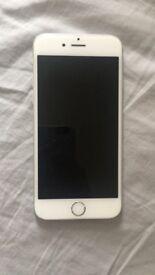 iPhone 6 - 64gb - silver - unlocked