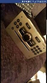 Corsa D CD player