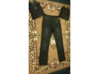 Armani Jeans Size 32 Waist Grey color