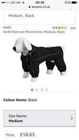 Dog rain coat/suit