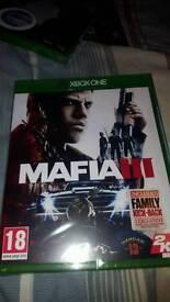 Mafia 3 xbox one bnib