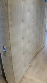 Sealy Posturepedic Elite Ortho Mattress 5ftt wide by 6ft 6in long Excellent condition