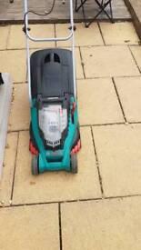 Bosch rotek 370 LI Ultra cordless lawnmower spares or repair