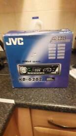 Brand new stereo