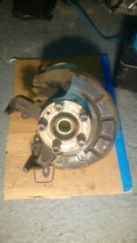 VW POlo 9N 1.2 / 1.4 Passenger side front Hub & wheel bearing