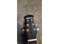 Cross Fire acoustic eletric guitar