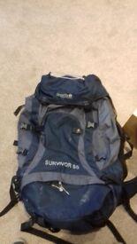 Regatta 65l survivor rucksack