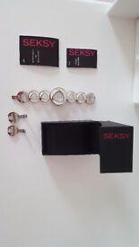 Sekonda womens silver watch