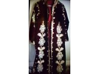 Wedding Embroidered jacket. Collect today cheap. Open to offers