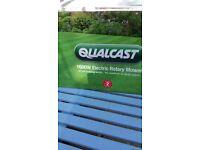 NEW IN BOX - Qualcast 1600W Electric Rotary Lawnmower