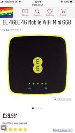 EE Mobile Wifi 4G Mini