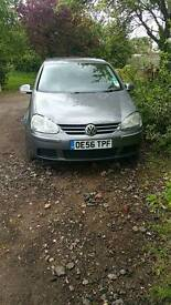 VW Golf Match TDi Automatic DSG
