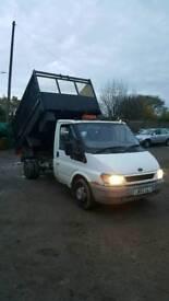 Van tipper for sale