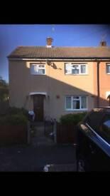 3-bedroom house in Henbury, Bristol. 9 Treverdowe walk, BS10 7NR to be precise.