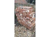 200 Reclaimed House Bricks