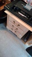 Matching bedroom set - size double