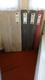 New Myer Adams double headboard various colours