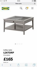 Brand New IKEA Liatorp Coffee Table - Still in Original Packaging