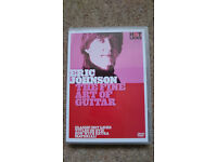 Eric Johnson: The Fine Art of Guitar Tuition DVD