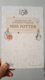 Beatrix potter in colour decal & album