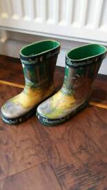 Gruffalo Wellies & Winter Boots - size 5