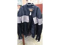 Power-Trip Men's Mesh Textile Jacket - 4X-Large