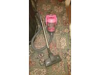 Bagless Cylinder Vacuum Cleaner -