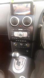 Good Condition Clean Nissan Qashqai Auto, leather Interior