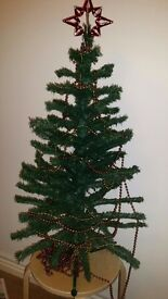 CHRISTMAS TREE 90 CM HEIGHT