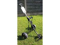 Golf Master 2 wheel Pull trolley