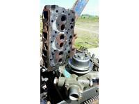 Yanmar diesel engine 15 hp spares or repair
