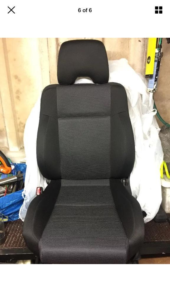 Subaru Impreza WRX seats
