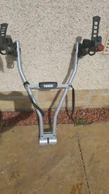 Tow ball Thule 2 bike carrier