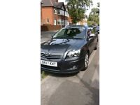 Toyota avensis T3 FSH and MOT