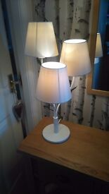 3 tier lamp shade