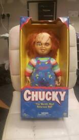 Rare collectible chucky doll boxed immaculate condition